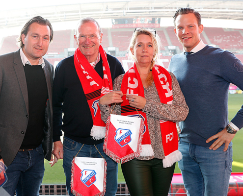 FC Utrecht Hans Kiki