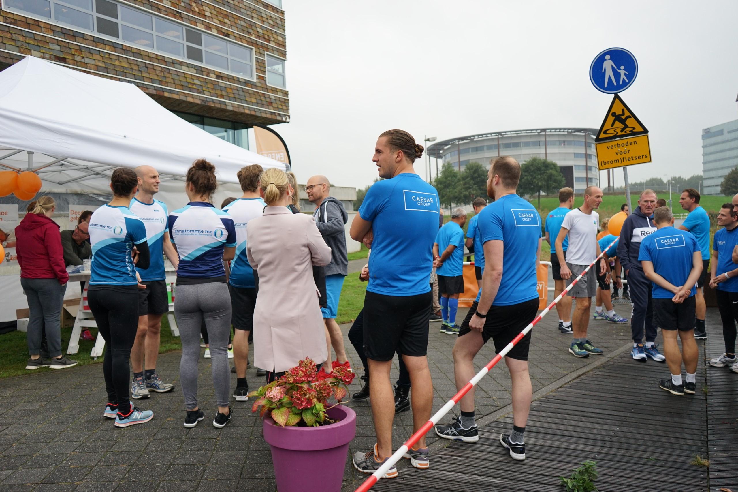 Papendorpse Run 2019 - Groep