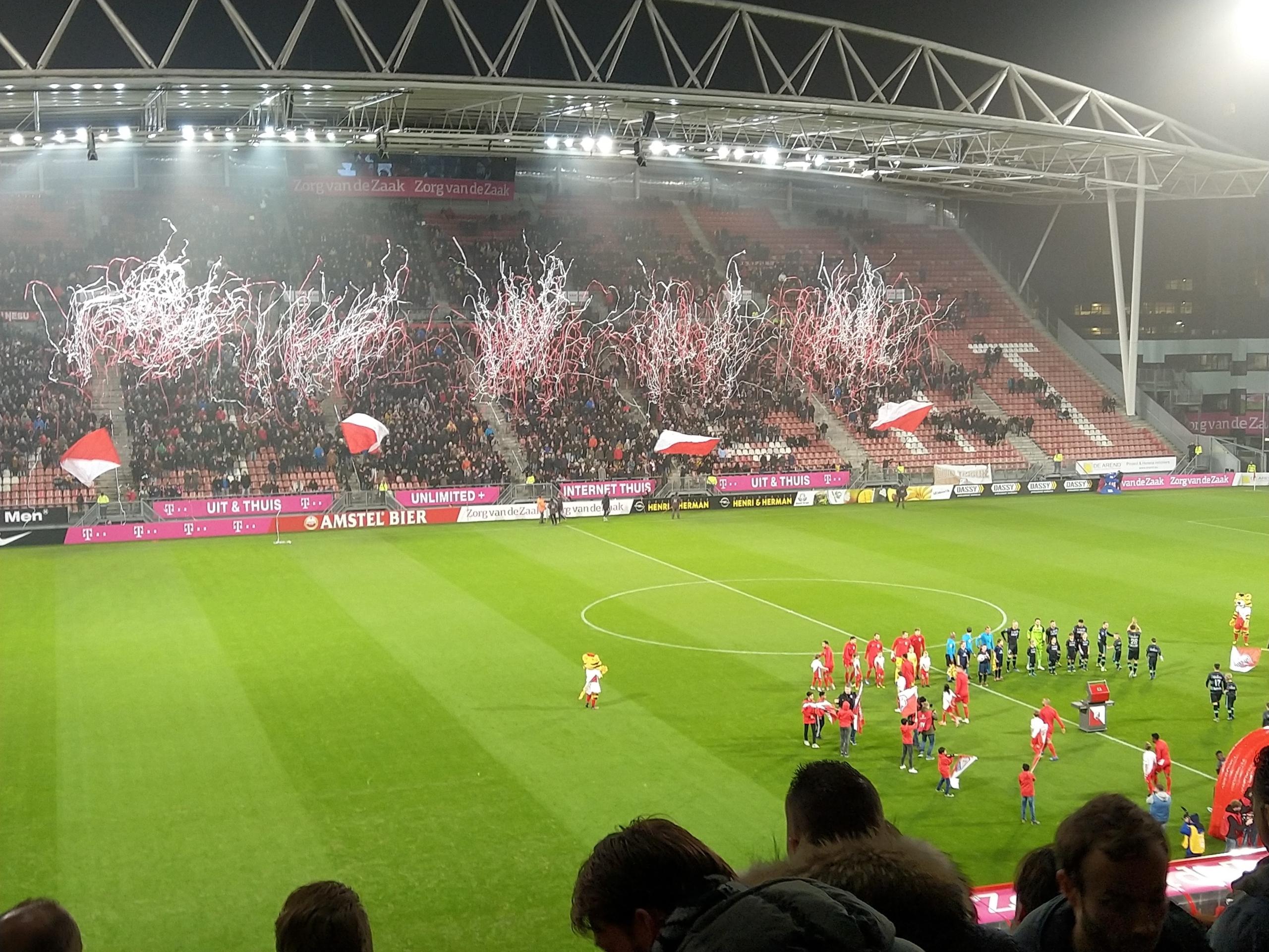 FC Utrecht - ADO