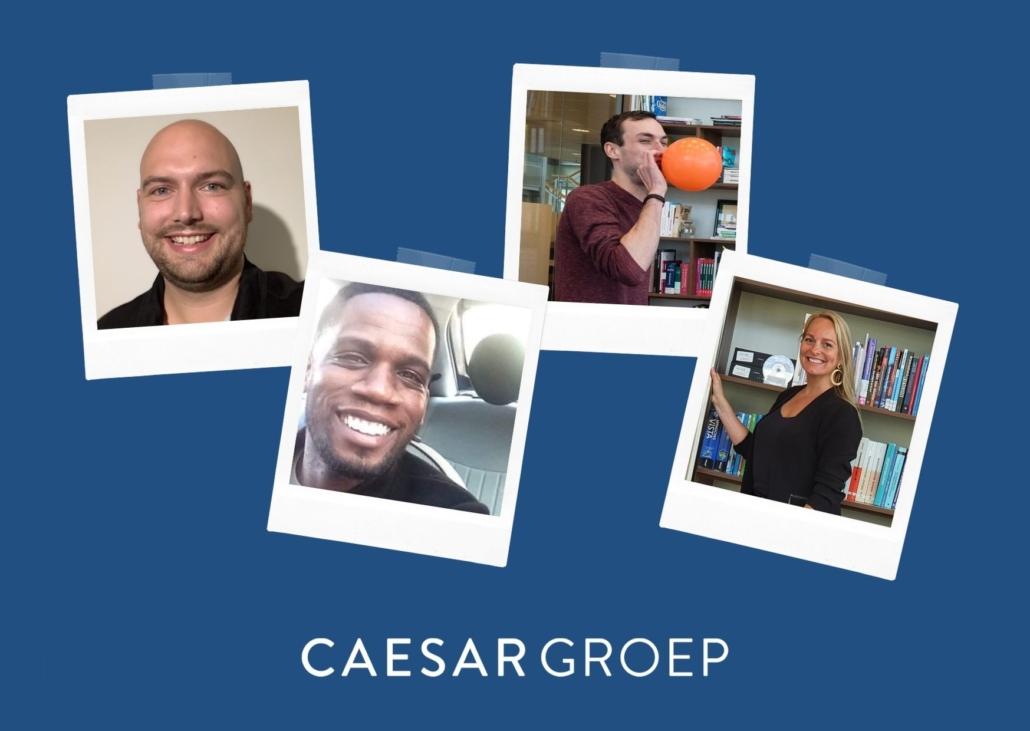 Medewerkers Creates Pim, Maarten, Leomar, Annelie