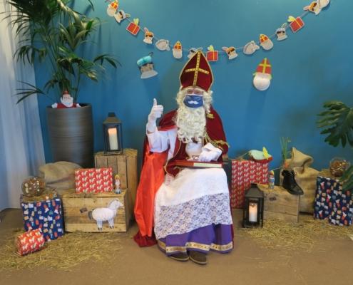 Sinterklaas bij Caesar 2020