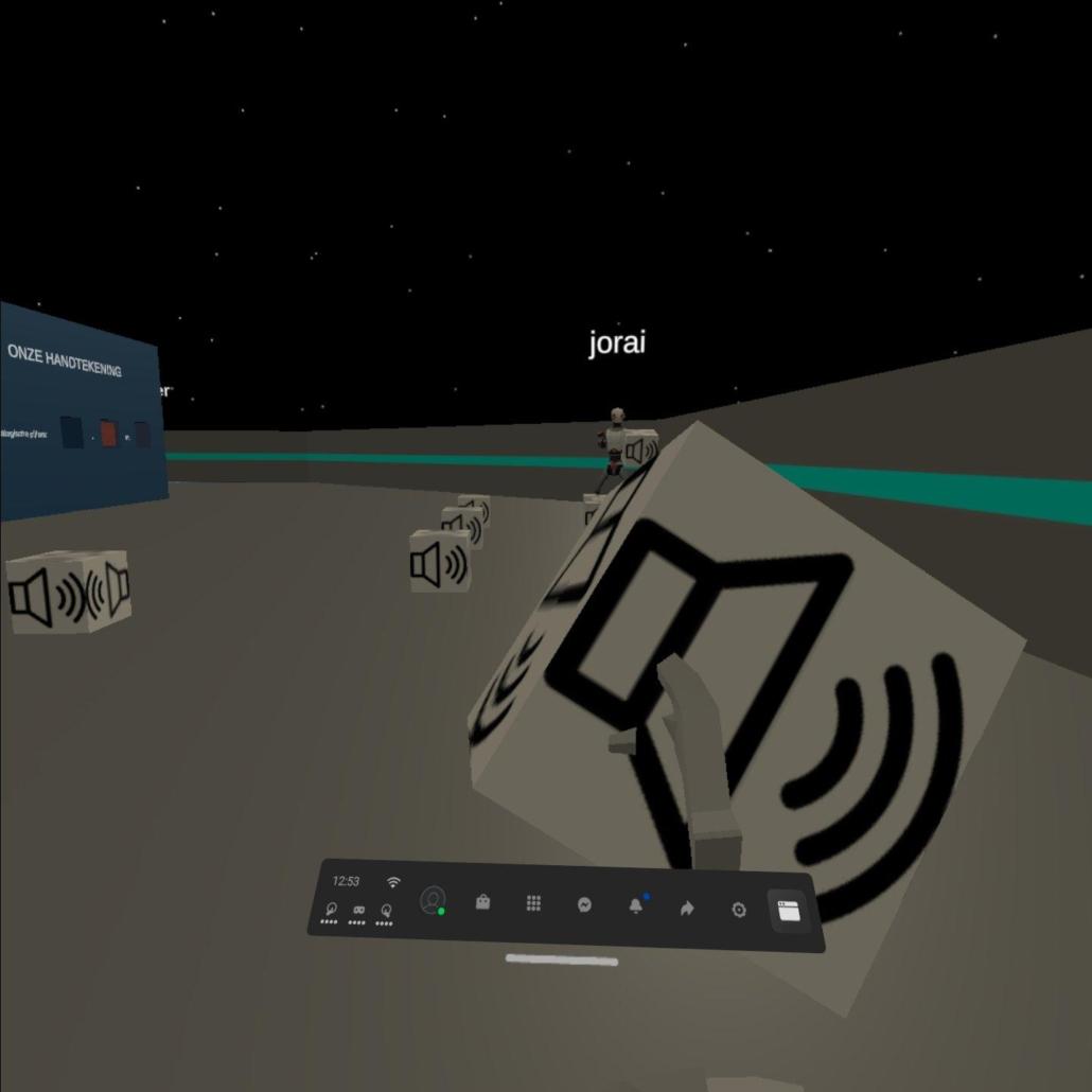 VR game test
